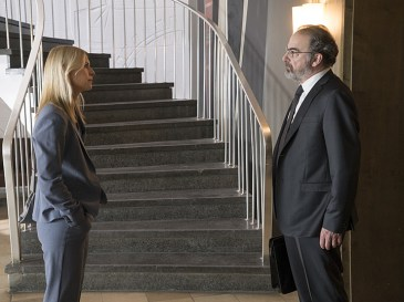 Homeland - Separation Anxiety