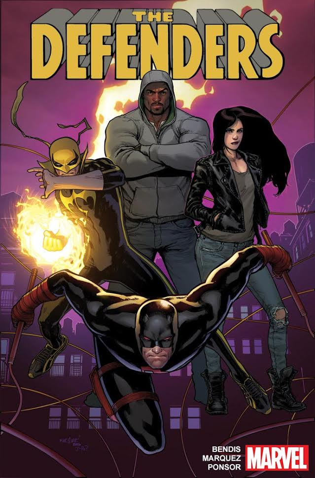 Art by David Marquez and Justin Ponsor. (Marvel Comics)