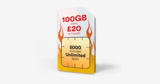 Virgin Media sim deal