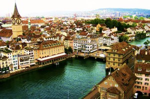 Zurich (photo from hotelclub.com)