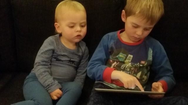 laering-ogsa-for-lillebror testing av apper