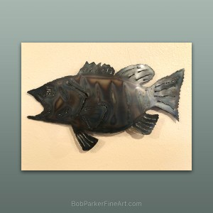 Ozarks Art Gallery | Original Metal Art by Bob Parker Metal Art Design -1826