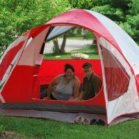Gear Review: Coleman Sunlight Ridge tent