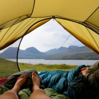 Selecting  a sleeping bag (and what else will I need?)