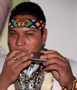 Por: Cesar Piaguaje  Pueblo Siona