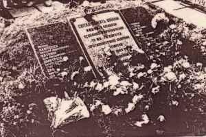 Братська могила воїнів 169 авіабази