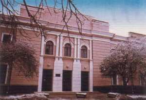 Будинок колишньої хоральної синагоги