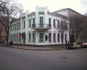 Вулиця Комсомольська, 35