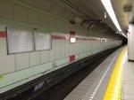 地下鉄構内