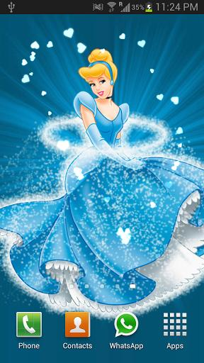 Disney Princess Live Wallpaper 1.0.8 APK - Free Personalization App for Android - APK4Fun