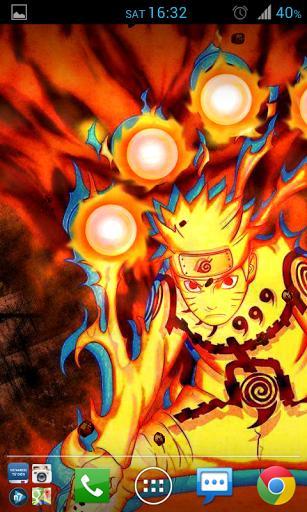 Naruto Kyuubi Live Wallpaper APK 1.2.2 - Free Comics App for Android - APK4Fun