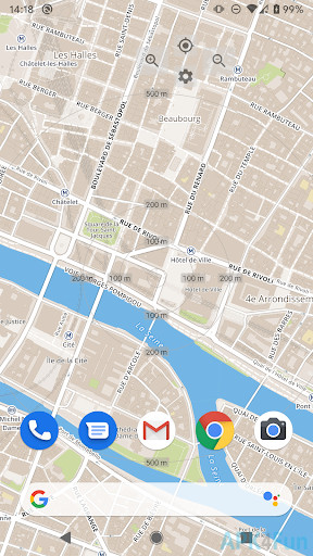 Map Live Wallpaper 1.22.1 APK - Free Maps & Navigation App for Android - APK4Fun