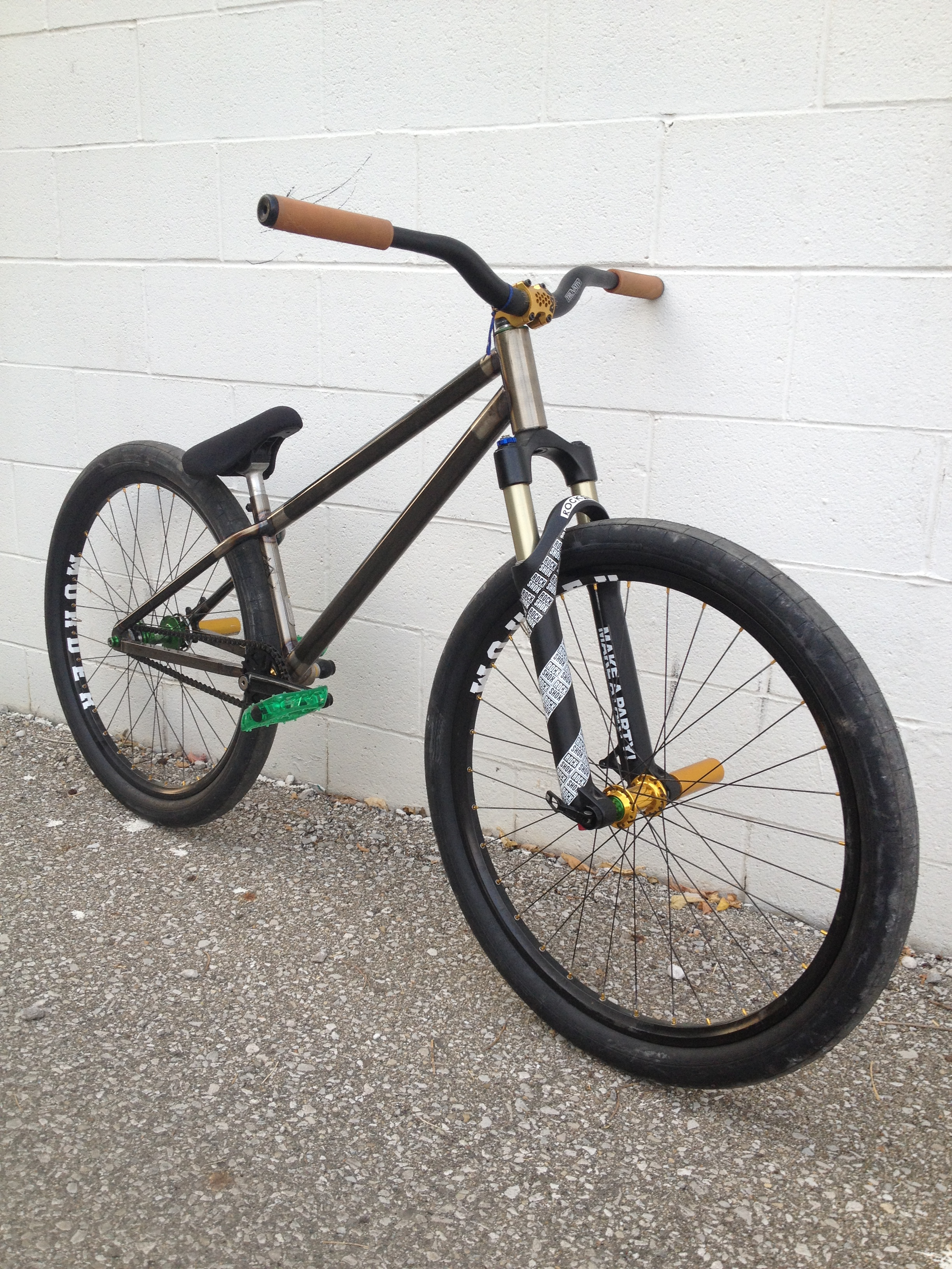 ORDNANCE BIKES STREET SETUP - midwestXmike's Bike Check - Vital MTB