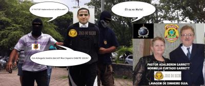 SANDRA GARRETT RIOS SIQUEIRA OAB/PE 12636 = TRAFICANTE DE DINHEIRO FALSO. AMIGA DO PCC. : SANDRA ...
