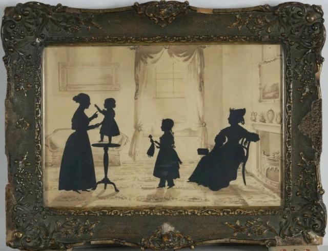 20: Auguste Edouart (American, 1789-1861)