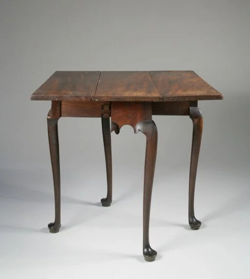 53: Diminutive Queen Anne Mahogany Table
