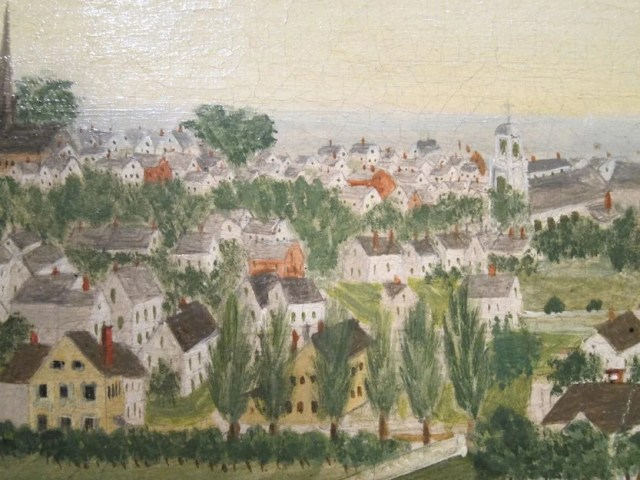 114: American School, 19th Century