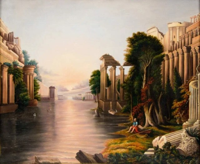 116: Attributed to Erastus Salisbury Field (1805-1900)