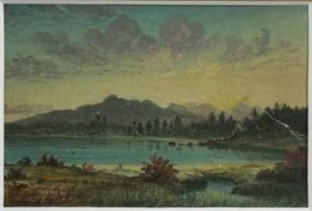 260A: Gideon Eldon Bradbury (American, 1833-1904)