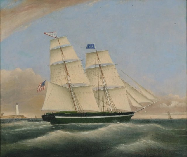269: Clement Drew (American, 1806-1889)