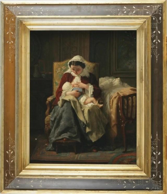 279: Jean-Baptiste Jules Trayer (FRENCH, 1824-1909)