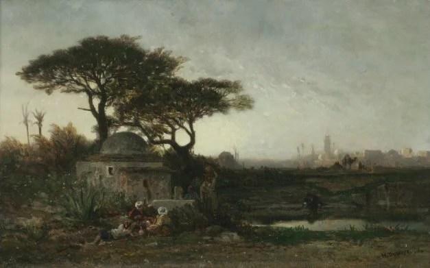 280: Henri Duvieux (French, 1855-1920)
