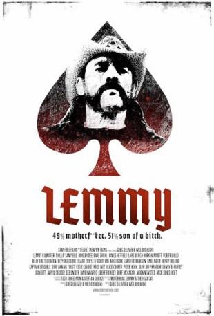 Lemmy plakat. (Foto: Vision Music)