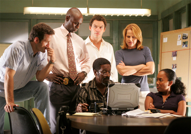 The Wire (Foto: Warner Bros. Entertainment Norge AS)