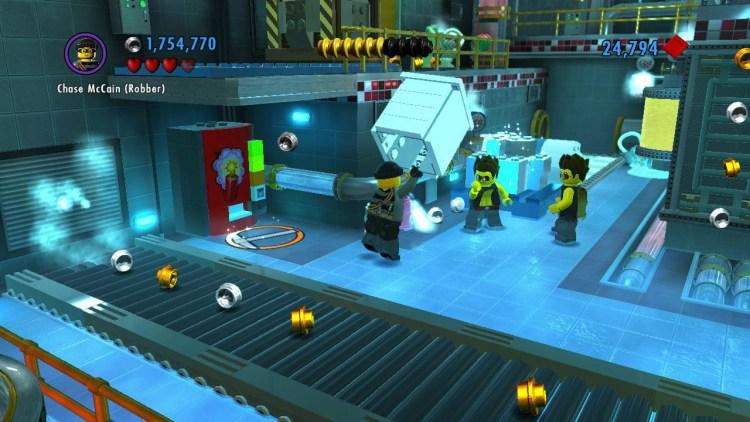 LEGO City Undercover. (Foto: TT Games / Nintendo)