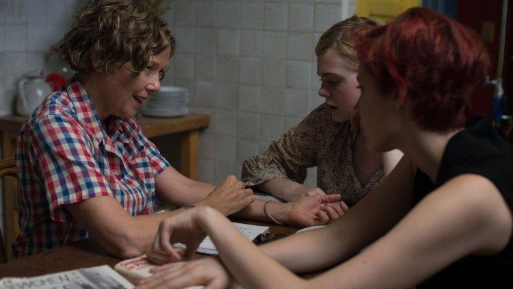 Moderne kvinner. (Foto: Norsk Filmdistribusjon).