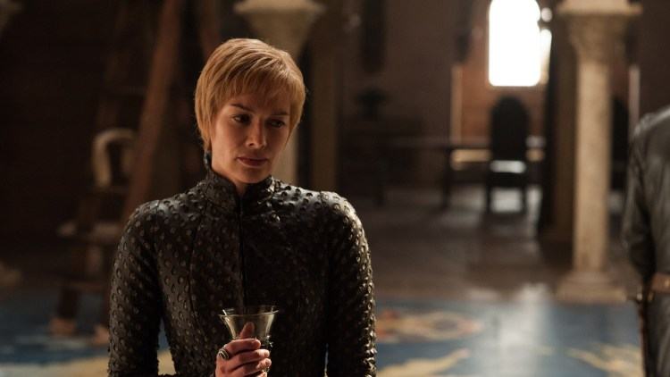 Lena Headey i sesong 7 av Game of Thrones. (Foto: HBO)