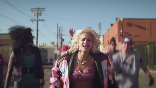 DJ Fresh + Rita Ora. (Skjermdump, Youtube)