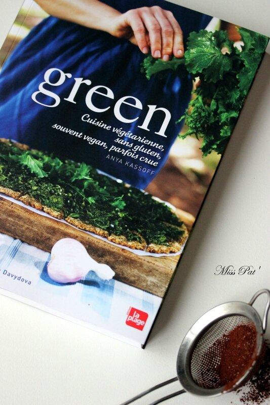 Green Anya Kassoff - miss Pat'