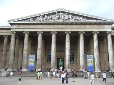 British Museum Outside