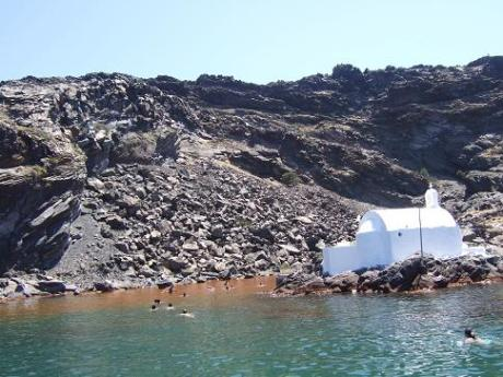 Santorini Hot Springs