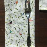 Songbird napkin