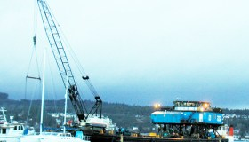 Port Orchard Boat Recovery