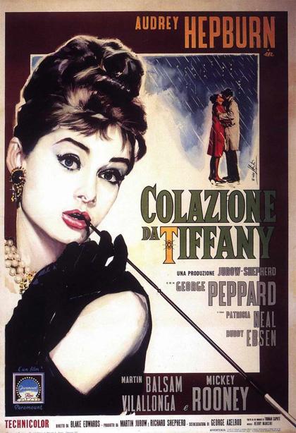 Poster Colazione da Tiffany