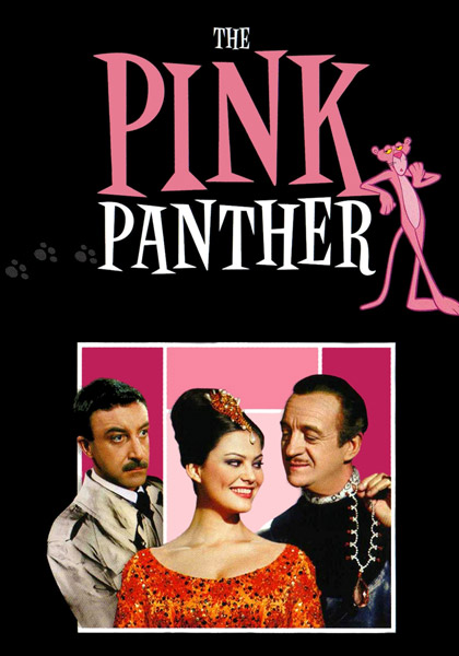 Locandina La pantera rosa