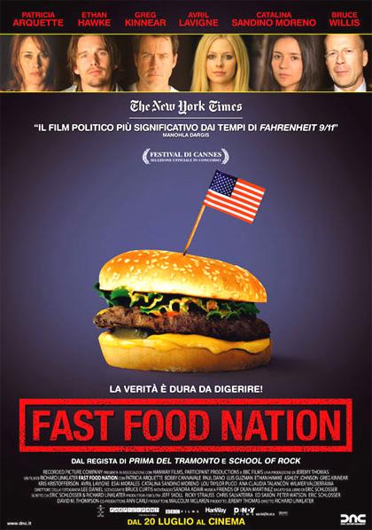 Risultati immagini per Fast Food Nation