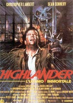 Locandina Highlander - L'ultimo immortale
