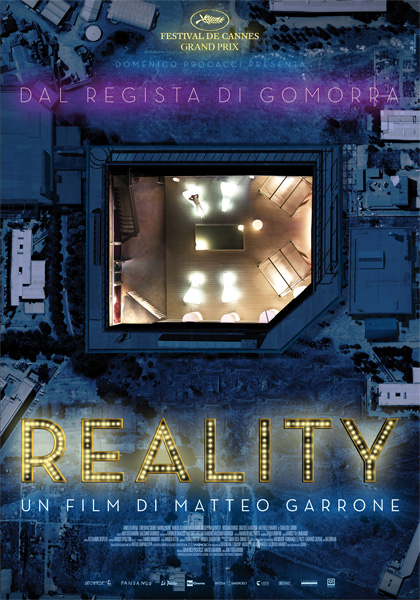 Locandina Reality