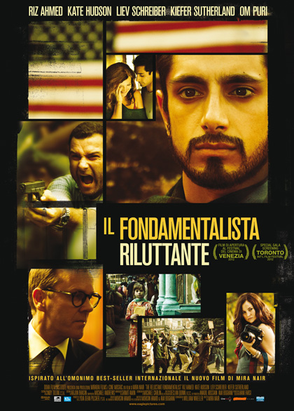 Locandina italiana Il fondamentalista riluttante