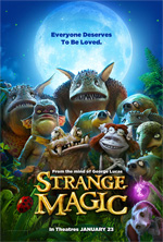 Locandina Strange Magic