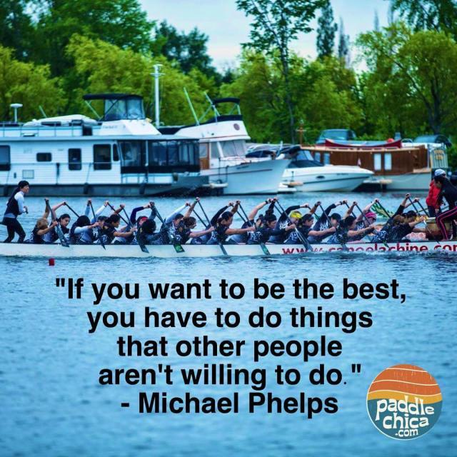 Motivation Monday! paddlechica dragonboat practice outerharbourpremierwomen Photo Ed Nguyen