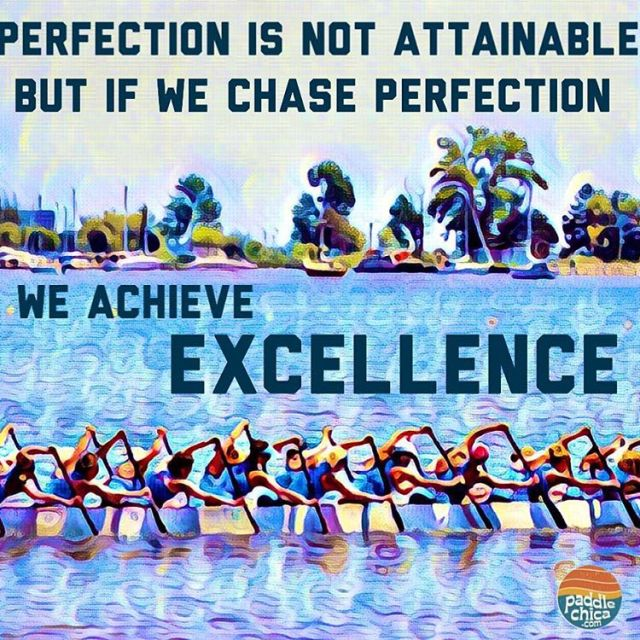 Chase perfection! paddlechica dragonboating chasingperfection outerharbourseniorwomen