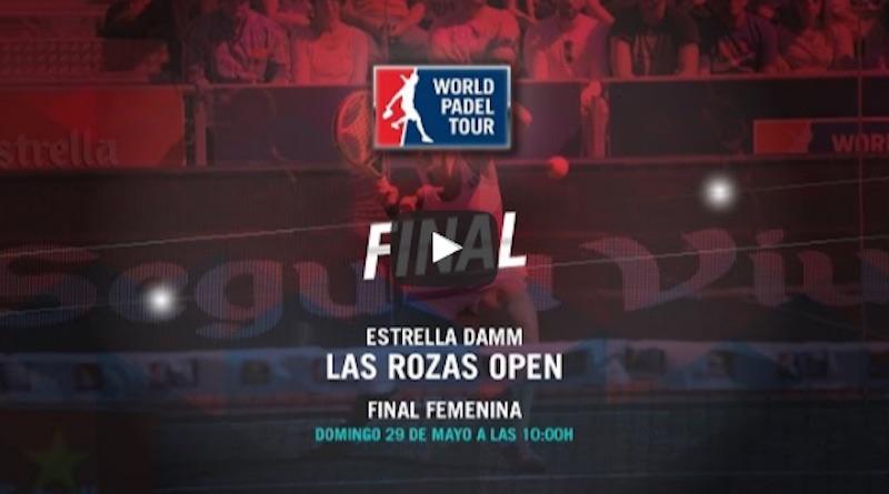Final Femenina WPT Las Rozas 2016
