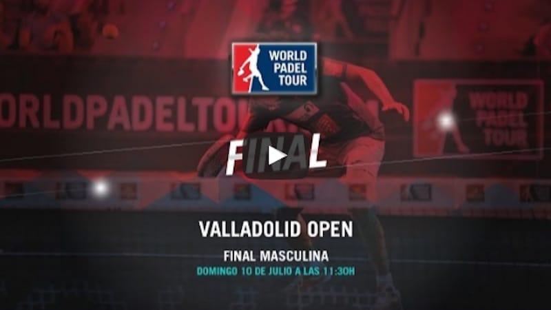 Final masculina WPT Valladolid 2016