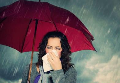 respiratory illness in monsoon- padham