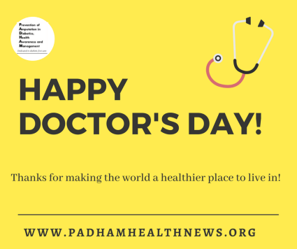 doctor's day padham